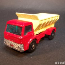 Coches a escala: MATCHBOX SERIES. Nº 70. GREAT-SPREADING TRUCK. MADE IN ENGLAND. 44 G. 7 CM. ESTADO 8 SOBRE 10.. Lote 177072027