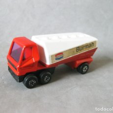 Coches a escala: CAMIÓN MATCHBOX SUPERFAST FREEWAY GAS TANKER Nº 63. 1973 LESNEY PRODUCTS. Lote 177281902