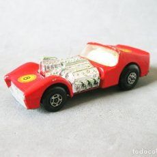 Coches a escala: COCHE O AUTOMOVIL MATCHBOX SERIES ROAD DRAGSTER Nº 19. 1970 LESNEY PRODUCTS SUPERFAST. Lote 177312600