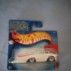 Coches a escala: HOT WHEELS CROOZE BEDTIME BLANCO 2004 FIRST EDITIONS K-MART NUEVO,52/100. Lote 177674312