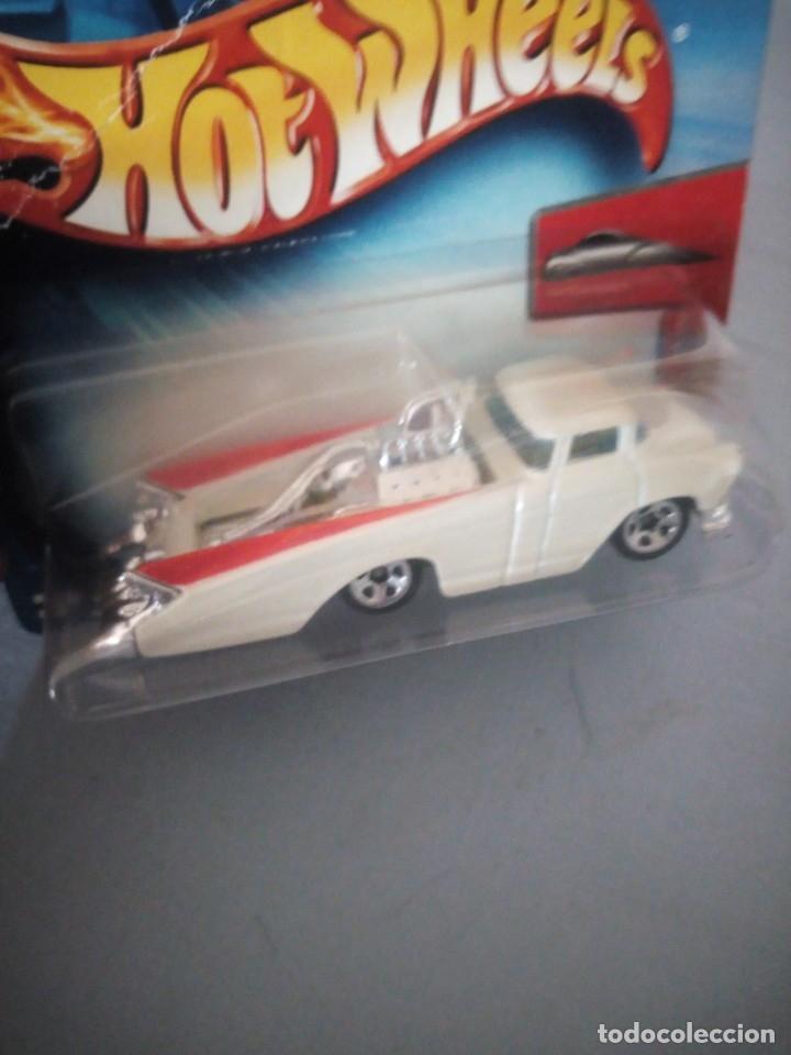Coches a escala: Hot Wheels Crooze Bedtime BLANCO 2004 First Editions K-Mart Nuevo,52/100 - Foto 2 - 177674312
