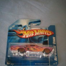 Coches a escala: HOT WHEELS 2008 STARS 65 CHEVY IMPALA. Lote 177674513