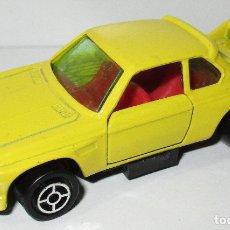 Coches a escala: COCHE METÁLICO BMW 3.3 CSL GUISVAL AÑOS 70-80. Lote 177694328
