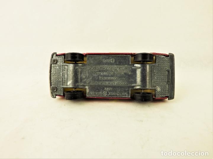 Coches a escala: Matchbox Lesney nº 22 Freeman Intercity - Foto 5 - 177714819