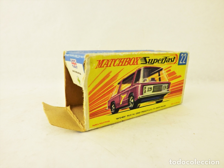Coches a escala: Matchbox Lesney nº 22 Freeman Intercity - Foto 7 - 177714819