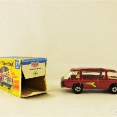 Coches a escala: MATCHBOX LESNEY Nº 22 FREEMAN INTERCITY. Lote 177714819