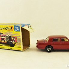 Coches a escala: MATCHBOX LESNEY Nº 24 ROLLS SILVER SHADOW. Lote 177714900
