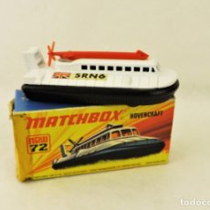 Coches a escala: MATCHBOX LESNEY Nº 72 HOVERCRAFT. Lote 177714967