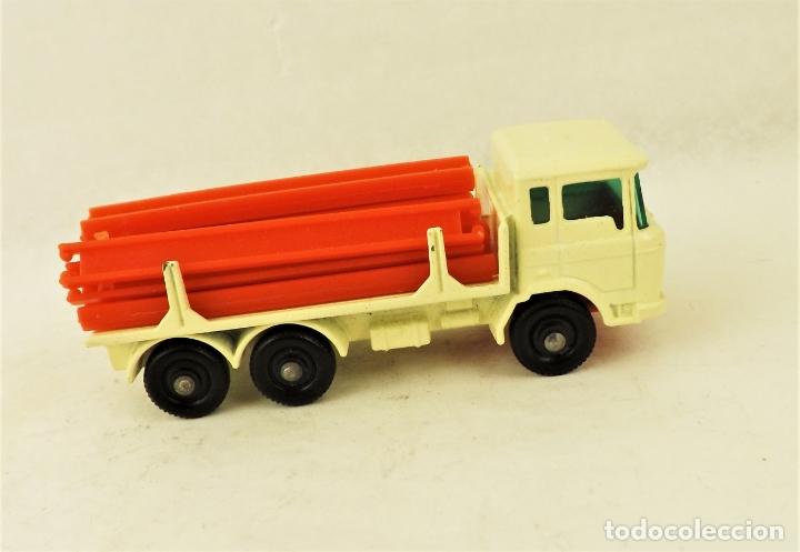 Coches a escala: Matchbox Lesney nº 58 Daf Girder Truck - Foto 3 - 177715257