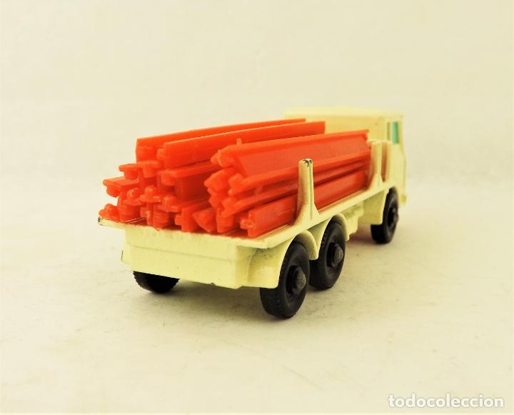 Coches a escala: Matchbox Lesney nº 58 Daf Girder Truck - Foto 4 - 177715257