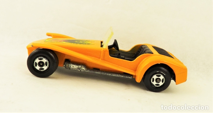 Coches a escala: Matchbox Lesney nº 60 Lotus Super seven - Foto 3 - 177715528