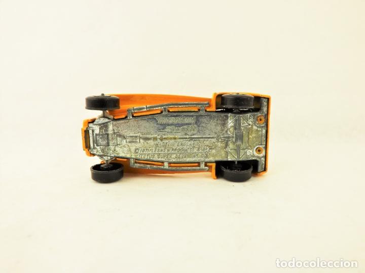 Coches a escala: Matchbox Lesney nº 60 Lotus Super seven - Foto 5 - 177715528