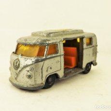 Coches a escala: MATCHBOX Nº 34 VW CAMPER (RESTAURAR). Lote 177718923