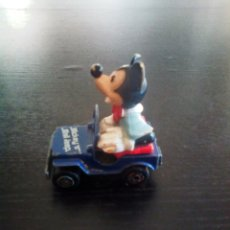 Coches a escala: MATCHBOX MICKEY MAIL JEEP AÑO 1979. Lote 177730142