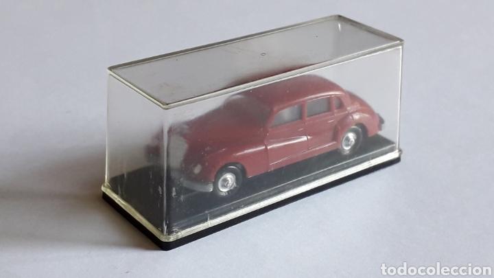 Coches a escala: Mercedes 300 ref. 2003, plástico esc. 1/87 H0, EKO made in Spain, original años 60. - Foto 8 - 177733049