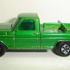 Coches a escala: KENNEL TRUCK MATCHBOX LESNEY SUPERFAST NUMERO 50. Lote 177739027