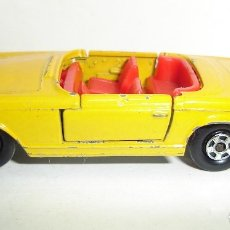 Coches a escala: MERCEDES 230 SL MATCHBOX LESNEY SUPERFAST NUMERO 27. Lote 177739118