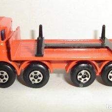 Coches a escala: CAMION ERGOMATIC CAB MATCHBOX LESNEY SUPERFAST. Lote 177821314