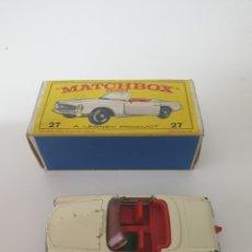 Coches a escala: MATCHBOX SERIES 27 MERCEDES-BENZ 230 SL. Lote 178024689