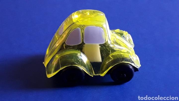 Coches a escala: Rare VW Volkswagen Beetle Kafer Go Bug Sharpener, plástic 5 cms, Tafair Hong Kong, original años 80. - Foto 5 - 178248558