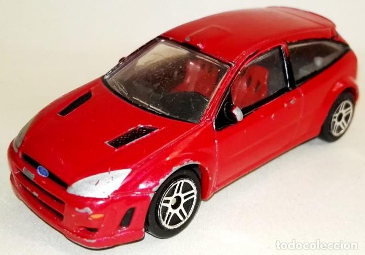Coches a escala: Coche en miniatura - Realtoy - Ford Focus WRC - Foto 2 - 178959256