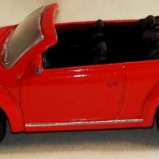 Coches a escala: COCHE EN MINIATURA - MAJORETTE, VW BEETLE. Lote 178960946