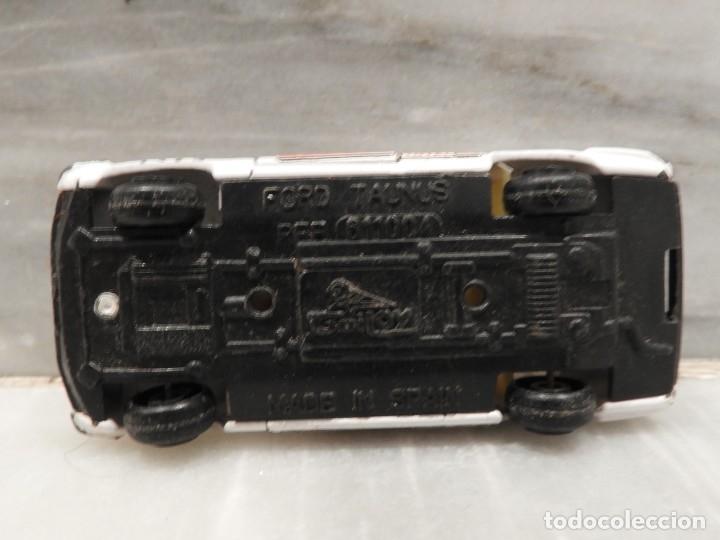 Coches a escala: COCHE MINIATURA FORD TAUNUS GUILOY REF 611004 - Foto 3 - 179003287