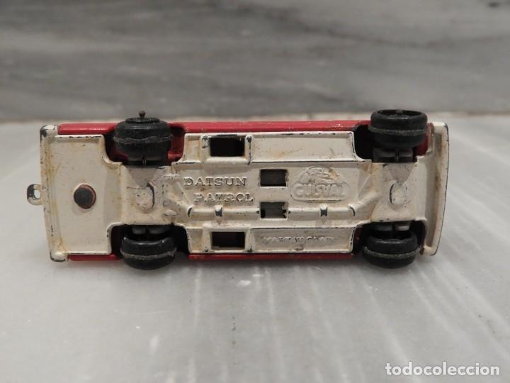 Coches a escala: COCHE MINIATURA - DATSUN PATROL - GUISVAL - Foto 3 - 179004221