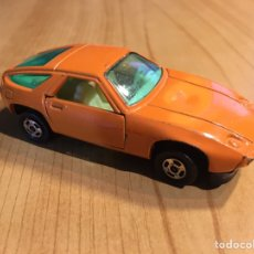 Coches a escala: GUISVAL - COCHE METÁLICO - PORSCHE 928 S - MADE IN SPAIN. Lote 179128532