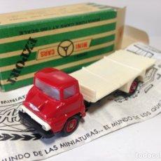 Coches a escala: ANGUPLAS MINI CARS CAMION FORD THAMES. Lote 179233753