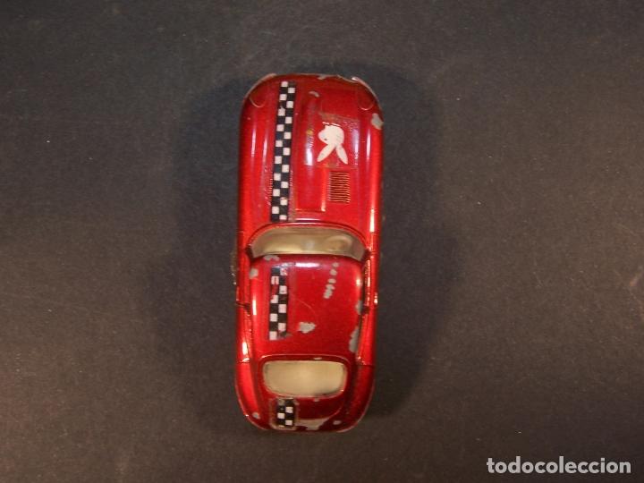 Coches a escala: Matchbox series. Nº 32. Jaguar Type E. Made in England. 29 g. 6,5 cm. Estado 7 sobre 10. - Foto 5 - 179318818