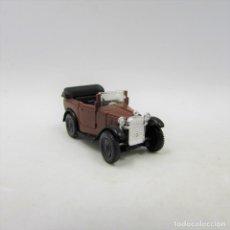 Coches a escala: BREKINA 15132 BMW 3/15 / DIXI CABRIO DA1 1929-1932. ESCALA 1/87 H0 (3260). Lote 179338652
