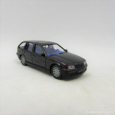 Coches a escala: WIKING 199 01 BMW SERIE 3 TOURING (E36/3) 1995-1999 NEGRO. ESCALA 1/87 H0 (3282). Lote 179339115