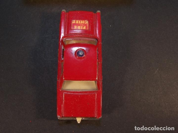 Coches a escala: Matchbox series. Nº 55/59. Ford Galaxie.. Made i England. 37 g. 7 cm. Estado 8 sobre 10. - Foto 4 - 179543876