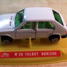 Coches a escala: GUISVAL TALBOT HORIZON PERFECTO ESTADO CON CAJA. Lote 180012511