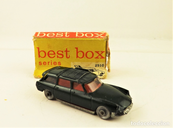 BEST BOX CITROEN BREAK Nº 2510 (Juguetes - Coches a Escala Otras Escalas )