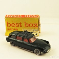 Coches a escala: BEST BOX CITROEN BREAK Nº 2510. Lote 180451943