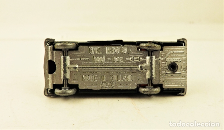 Coches a escala: Best Box 2515 Opel Rekord 1900 - Foto 5 - 180452835