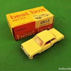 Coches a escala: BEST BOX 2512 OPEL REKORD. Lote 180453183