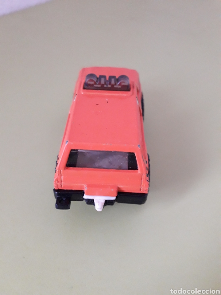 Coches a escala: Chevy Blazer 4 X 4 Matchbox 1989 Naranja butano - Foto 3 - 180473747