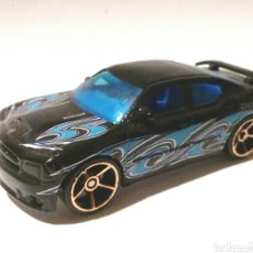 Coches a escala: DODGE CHARGER SRT8 COCHE HOT WHEELS. Lote 180473752