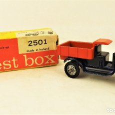 Coches a escala: BEST BOX 2501 FORD T PICK UP. Lote 180839362