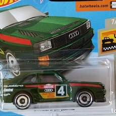 Auto in scala: HOT WHEELS AUDI SPORT QUATTRO 1984. Lote 181135655