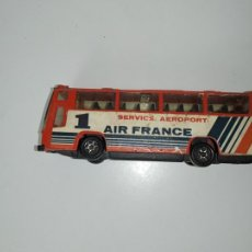 Coches a escala: AUTOBUS AIR FRANCE 1 SERVICIE AEROPORT CLASICO VINTAGE GUILOY SPAIN. Lote 181189233