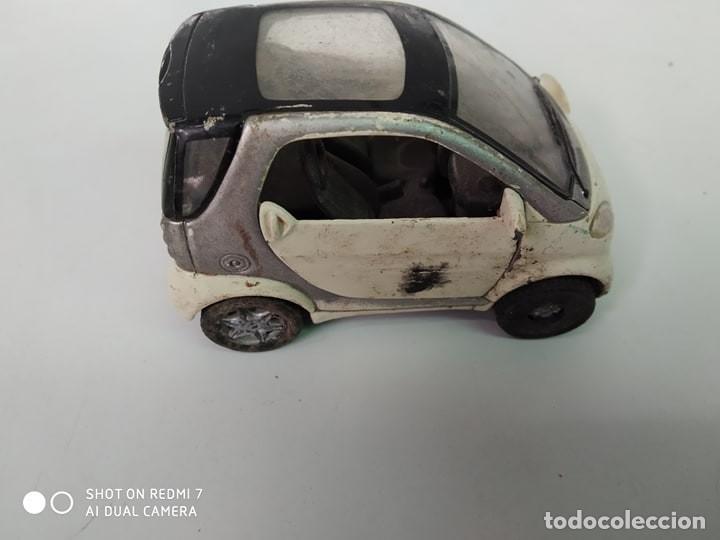 Coches a escala: coche automovil juguete Maisto Smart city coupe coleccion - Foto 3 - 181189706