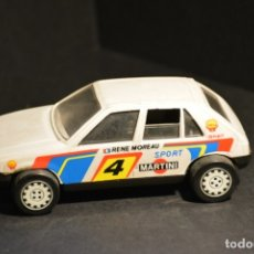 Coches a escala: PEUGEOT 205 DE GOZAN MADE IN SPAIN ESCALA 1/32. Lote 181603931