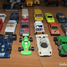 Coches a escala: LOTE DE COCHES, GUISVAL, MATCHBOX, ETC. Lote 181944960
