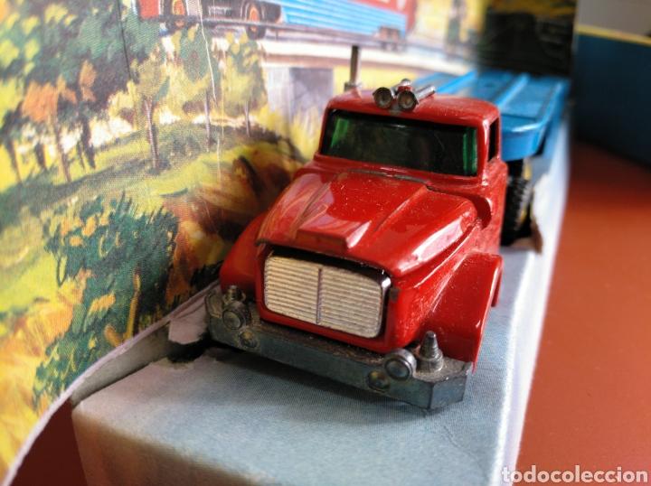 Coches a escala: GUISVAL AUTO MODEL GUIA CON EXCAVADORAS, REF 150, AÑOS 60-70 escala 1/64 - Foto 13 - 182462752