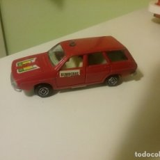 Coches a escala: GUISVAL RENAULT 12 BOMBEROS. Lote 182916330