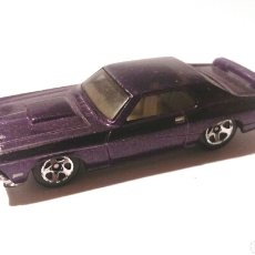 Coches a escala: MERCURY '69 COUGAR ELIMINATOR COCHE HOT WHEELS. Lote 182923421